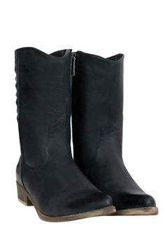 NEW LADIES FAUX SUEDE PIXIE WESTERN CHELSEA STUDDED ANKLE BOOTS SHOES 3-8