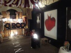 Tutu presso Casa Abitata a Firenze www.ritapedulla.it www.casaabitata.it #tutu #dance #danza #paint #painting #circo #cirque #canvas #oiloncanvas #ritapedullà