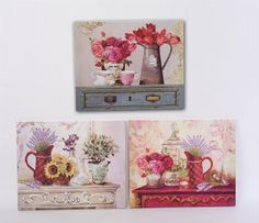 1000 images about cuadros on pinterest shabby chic wall decor vintage and vintage paris - Cuadros shabby chic ...