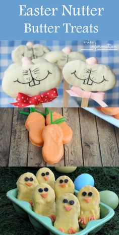 Nutter Butter Cookie Ideas