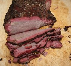 Smoked London Broil Is Actually Smoked Top Round Most Of