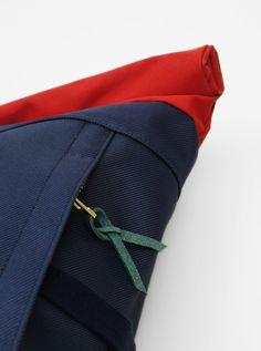 interesting zipper puller knot