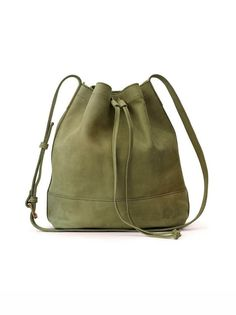 Tadesse Bucket Bag FASHIONABLE //This product is named after one of the heroic women we work with.//The Tadesse leather bucket bag features a raw, a roomy interior. The drawstring closure keeps your essentials secure, while allowing easy access. Trendy Accessories, Fashion Accessories, Fashion Bags, Paracord, Leather Purses, Leather Handbags, Leather Bags, Suede Leather, Bag Sale