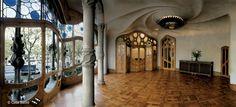 Photos officielles : Galerie de photos officielles de la Casa Batlló. Découvrez tous les recoins de ce joyau de Gaudí.