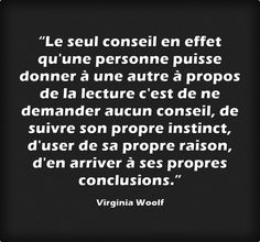 Citations De Virginia Woolf sur Pinterest