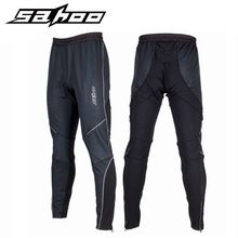 US $30.19 SAHOO Bike Pants 2017 Windproof Thermal Warmer Professional Winter Men Sportswear Cycle Bicycle Cycling Pants Tights Ciclismo. Aliexpress product