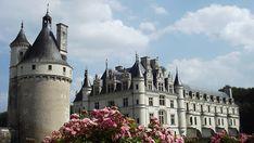 Chateau de Chenonceau, Loire Valley, France - Chenonceau - Egy kegyencnő kastélya - Ever been