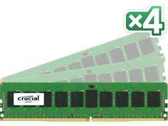 Crucial DDR4 2133MHz 32GB RegDIMM