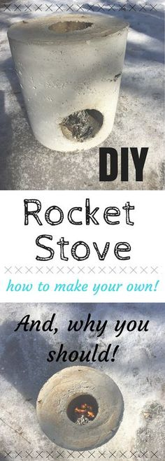 76 best unique fire pit images on pinterest in 2018 future house how to make your own rocket stove and why you should fandeluxe Gallery