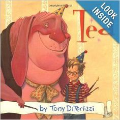 TED (WEEKLY READER, WRB-267) by TONY DI TERLIZZI