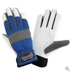 Mechanic Gloves, Leather Industry, Safety Gloves, Leather Gloves, Cowhide Leather, Palm, Spandex, Beige, Website