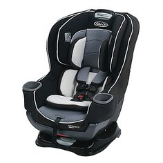 Graco® Extend2Fit™ Convertible Car Seat in Gotham™