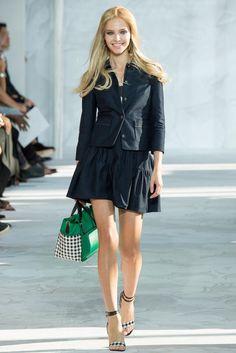 Diane von Furstenberg Spring 2015 Ready-to-Wear - Collection - Gallery - Look 1 - Style.com