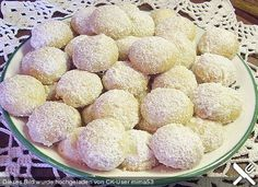 Christmas Recipes Butterhupferl (recipe with picture) by Dutch Recipes, Sweet Recipes, Cooking Recipes, Christmas Desserts, Christmas Baking, Christmas Recipes, German Baking, Oktoberfest Food, Cakes And More