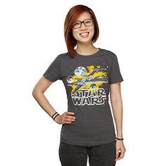 Star Wars X-Wing Ladies' Tee | ThinkGeek