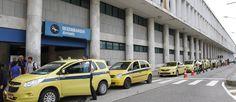 Táxi no Aeroporto de Congonhas: Fuja da fila! Passagens de promo