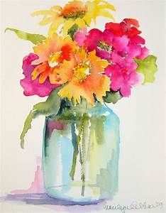 Best 25 Watercolor Painting Ideas On Pinterest Flower Art