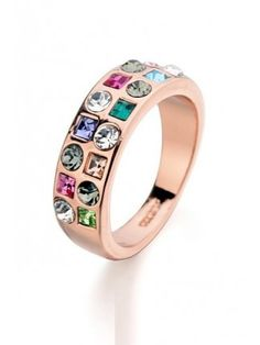 Wonderful New Arrival Colorful Diamond Ring