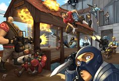 2FORT by *Quirkilicious on deviantART