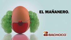 """""""EL MAÑANERO"""" / Espectacular / Fuente: Bachoco"""