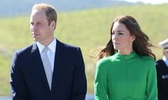 Kate and William express their sadness over the death of Mark Shand #DailyMail