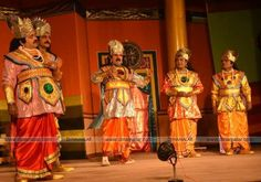 In the Madurai Tamil Music Association, the Pandivin Puranam drama of the Trichy Ranjana Sabha team was held.