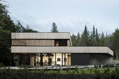 Gallery of Maison sur le Lac / ACDF Architecture - 6