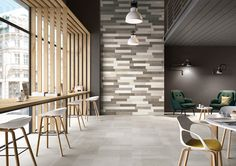 C&S Tile is pleased to debut a new kind of tile – one which combines strength with elegance: Linside conveys a natural impression of cement gently layered with linen. Characteristically soft shades of white, pearl, sand, taupe, and grey are offered in matte in 12×24 and 'shadow' – a faintly shaded version, in 24×24. Porcelain tile for floors and walls that imparts depth, but also a sense of great lightness. Linside adapts to different ways of living and styles with fortitude and grace.