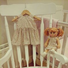 Spring collection @linzy_o #childrenswear #toocute #ragdoll #Spring #newcollection #handmade