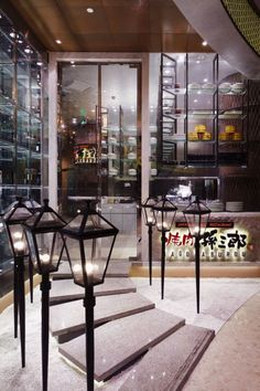 Shang Hai  Yakiniku Restaurant Magosaburou By SMOOTH DESIGN