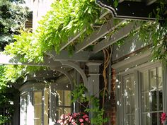 Home Improvement Exterior Design - Pergolas