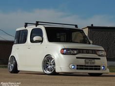 Changing the Game // Anthony's Nissan Cube   HappyStance