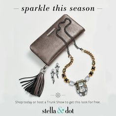 Sparkle this season with Stella & Dot's October 2013 Specials!