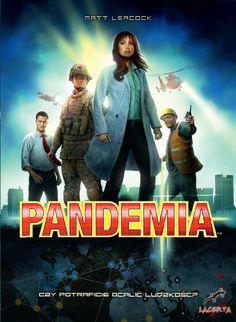 Pandemia, Planszówka