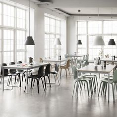 DINING / Pendant light - Muuto Studio Pendant Lamp from Surrounding. To hang above dining table.