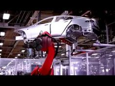 Tesla Factory - Where the Model S and Model X are made Production Plant Insight - YouTube