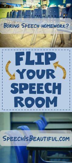 Flip Your Speech Roo