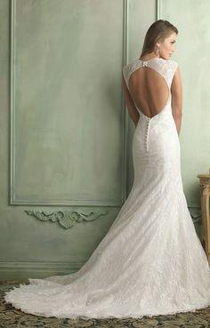 Allure Bridals Spring 2014 #London #wedding #dress