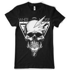 White Noise T-shirt clip art
