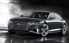 Pics of Audi Prologue Avant Concept (2015)