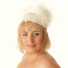 Beige straw pillbox hat for weddings, tea parties, club events, races, proms, occasions, church, Ascot, Kentucky Derby, Melbourne Cup on Etsy, £95.00