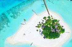 The Maldives Island - Maafushivaru #Maldives