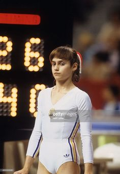 Nadia Comaneci simply the best gymnast from the history