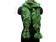Muffler/ Knit scarf/ chunky scarf/ scarf/ muffler/ unisex muffler/ green muffler/ woolen muffler/ gift scarf/gift item. by vibrantscarves on Etsy