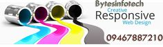 Bytesinfoetch is the one of the fastest growing Web designing services company in Chandigarh , India offering Responsive Website designing, PHP Website Development, Wordpress Development and Customization, SEO services in affordable prices. For more details Call on 9467887210 to talk to the expert or visit  www.bytesinfotech.com and drop your requirements