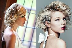 Trending Bob Wedding Hairstyles for 2017 | Hairstyles, Haircuts and Hair Colors On Hairdrome.com