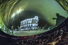 koncerty w planetarium / concerts at the planetarium