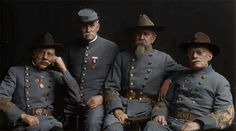 34th Mississippi (old Confederate Veterans)