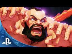 Street Fighter V yeni zangief-zutup
