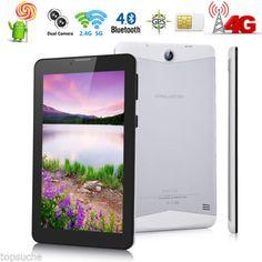 7'' IPS Tablet PC 4G LTE Smartphone Android5.1 Dual SIM/WIFI/CAM 1024*600 8GB BTsparen25.com , sparen25.de , sparen25.info